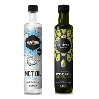 MCT and Avocado Oil
